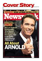 arnold newsweek